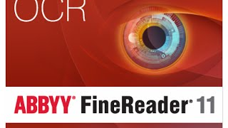 Abbyy FineReader Professional 12 OCR