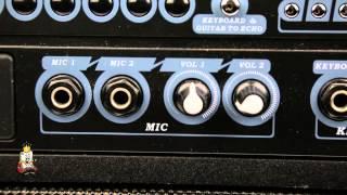 Audio 2000 AKJ7809 Singer's Power IX 100W Karaoke Machine