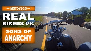 What Do REAL BIKERS Think of SONS OF ANARCHY and MAYANS M.C.?