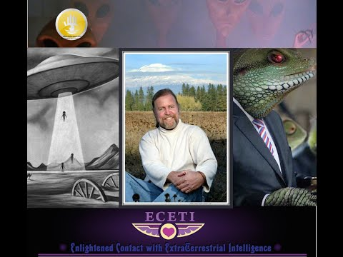 James Gilliland, ECETI Ranch, Greys, Pleiadians, Reptilians,