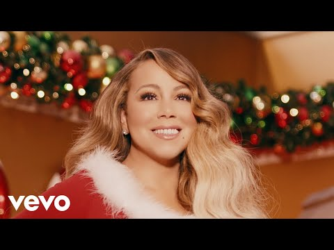 "Mariah Carey - ""All I Want For Christmas Is You (Make My Wish Come True Edition)"""