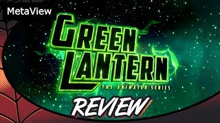 Green Lantern-The Animated Series: MetaView Cartoon-Serie Abgeben
