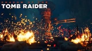 SHADOW OF THE TOMB RAIDER [#30] ✪ Zufallsgrab | Let
