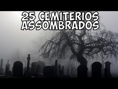 Os 25 Cemitérios Assombrados mais Assustadores do Mundo