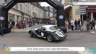 Le Tour Auto Optic 2ooo est passé par la ville d'Avallon (89)