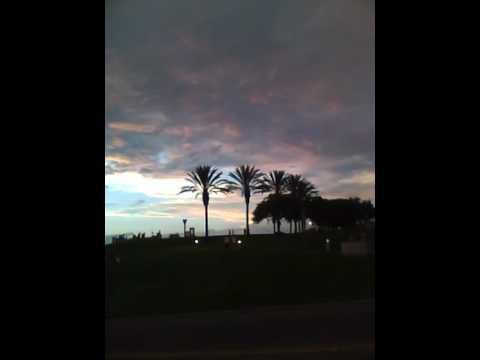 Skyline in Long Beach