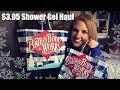 $3.95 BATH & BODY WORKS SHOWER GEL HAUL!