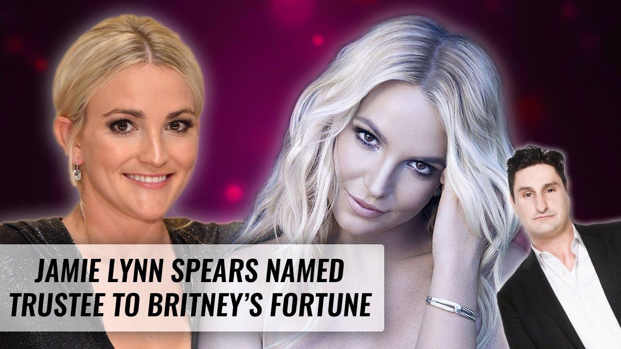 Jamie Lynn Spears Has Been Named A Trustee Of Britney Spears ...