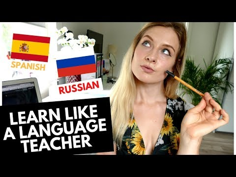 LEARN SPANISH AND RUSSIAN WITH ME  WEEKLY VLOG