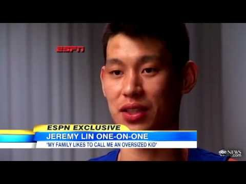 Jeremy Lin Gives His First Sit-Down Interview to ESPN - YouTube c07a55d25