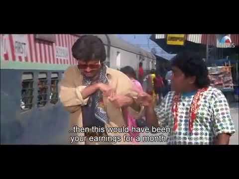 DEEWANA MASTANA COMEDY SCENE   Anil Kapoor, Johnny lever  