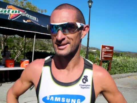 Matt Reed Interview - 2011 Pro OlympicRev race in Costa Rica