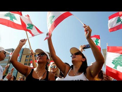 شاهد: صور من لبنان ينتفض.. سكان بيروت يستفيقون على ما خلفته ليلة ثانية عنيفة من الاحتجاجات…  - نشر قبل 10 دقيقة