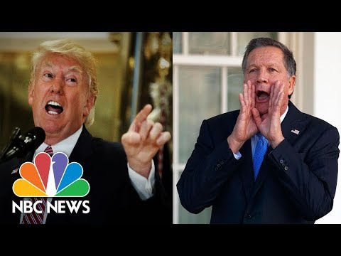 'Pathetic': GOP Reactions To Donald Trump's Charlottesville Comments | NBC News