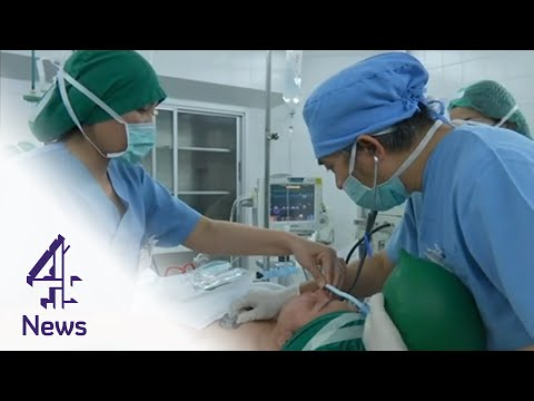 Thailand  where plastic surgery tourism can be fatal | Channel 4 News