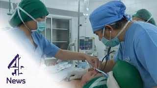 Thailand - where plastic surgery tourism can be fatal | Channel 4 News