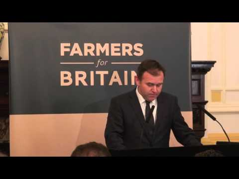 George Eustice outlines a vision for UK agriculture outside the EU