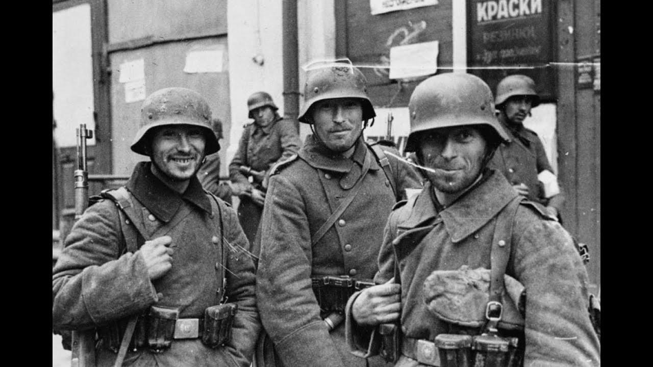 Deutsche Wehrmacht #2   Blutroter Schnee fällt nicht vom Himmel - Lesung Teil 2