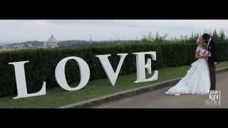 Villa Miani - Wedding - Rome - Matrimonio- Federica Ambrosini Floral Design