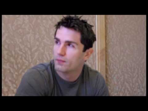 Sam Witwer Interview - Being Human (2013)