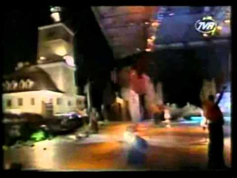 2 unlimited - Get Ready For This live from Brasov Romania