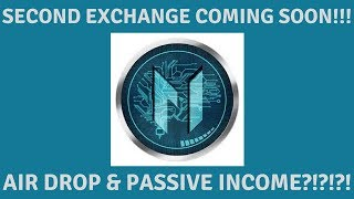 MONETIZE COIN NEW EXCHANGE / AIR DROP INFO & MORE!!!