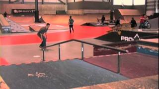ULC Skateboards Taz demo (2011)