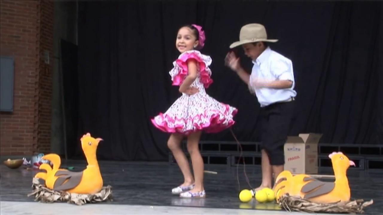 Costumbres del llano colombiano