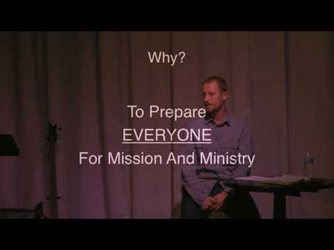 Introduction to Pastor Mike Freeman