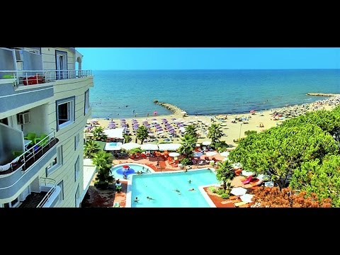 Hotel Mel Holiday Albania Riwiera Albańska Durres