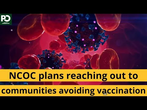 NCOC plans reaching out to communities avoiding vaccination   Pakistan Observer