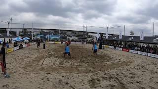 日本ビーチバレーボール連盟 のライブ ストリーム