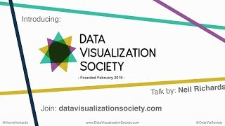 Introducing the Data Visualization Society