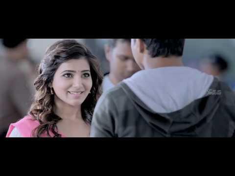 Kaththi Samantha introduction scene