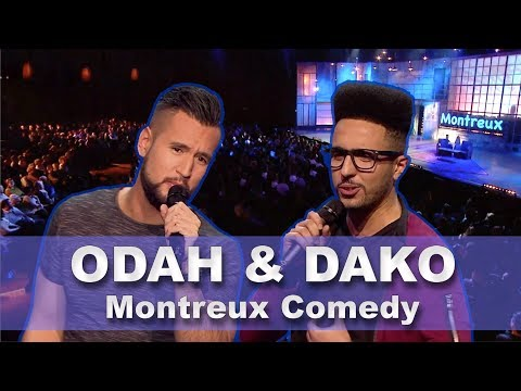 ODAH & DAKO AU MONTREUX COMEDY FESTIVAL