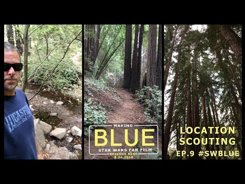 Making BLUE Ep.09: Star Wars Short Film