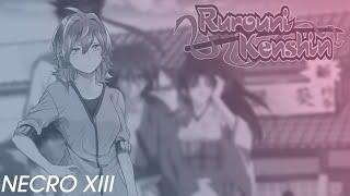 Rurouni Kenshin Creator Arrested...Oh Boy