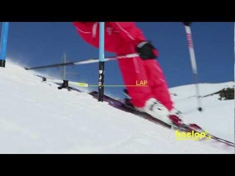 Freelap Ski Timing System