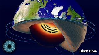 Magnetfeld der Erde dreht durch - Droht jetzt die Umpolung? - Clixoom Science & Fiction