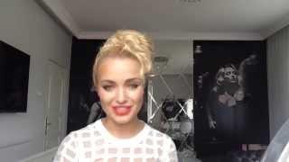 Rita Ora MakeUp + eksplozja kolorów na ustach