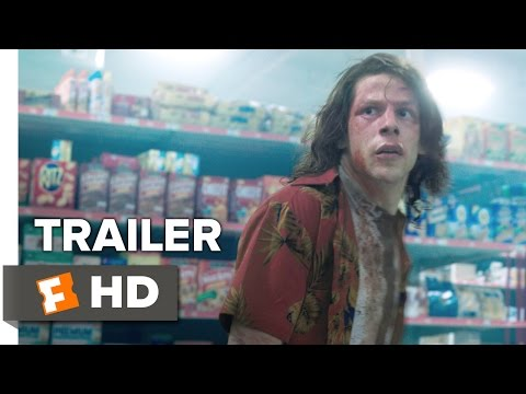 American Ultra Official Weapon Trailer (2015) - Jesse Eisenb