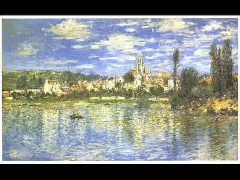 Fishing Boats At Sea Monet