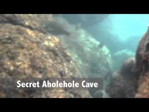 Secret Aholehole Cave