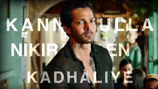 Kannu Kulla Nikira En Kadhaliye | Love Mix Album Song
