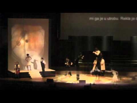 Astor Piazzolla - Maria de Buenos Aires