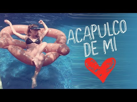 ¡Acapulco de mi corazón! // Geraldine Bazán