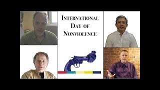 THE INTERNATIONAL DAY OF NONVIOLENCE