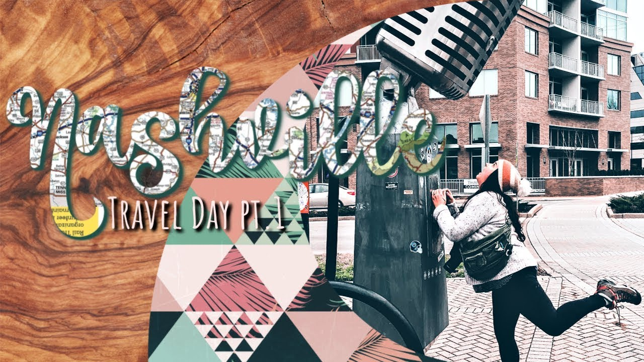 Nashville! Exploring Music Row | RoadTrip Day 1