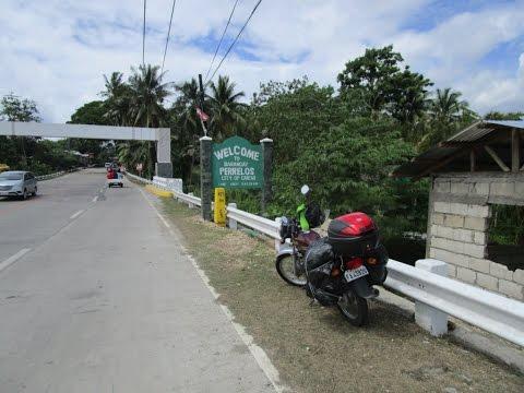 Cebu City to Moalboal ~ Trekking across Cebu Island ~ Philippines tourism ~ My Motorcycle Adventures