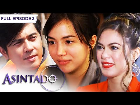 Asintado: Ana and Gael meet for the first time | Full Episode 3